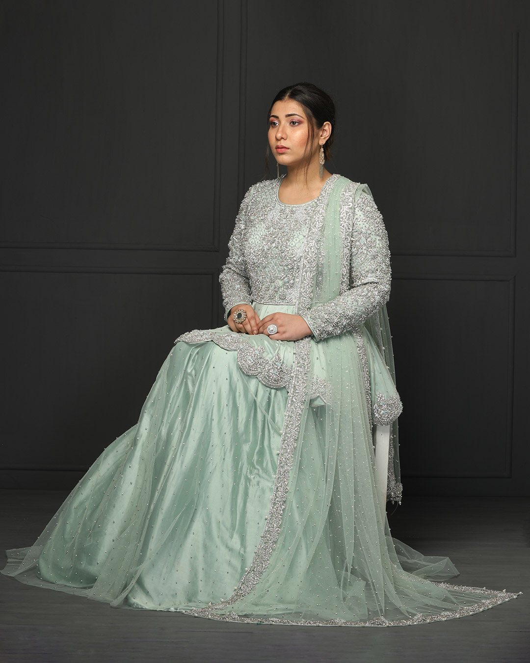 Fareenas' 'Bridal' Collection Is Just What Glitter At Wedding Should Look Like